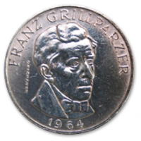 25 Schilling, 1964