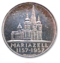 25 Schilling, 1957